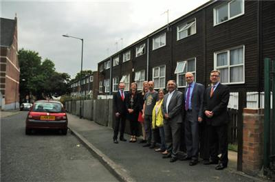 Nottingham first UK city to adopt revolutionary housing approach