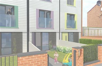 Nottingham's Ultra Low Energy Homes are the Stars of Two International Conferences