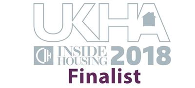 Ultra-low energy homes finalist for UK Housing Award